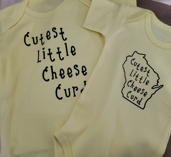 Wisconsin Favorite!  Cutest Little Cheese Curd! FAST SHIPPING!