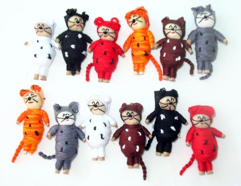 Worry Cat Doll image 0