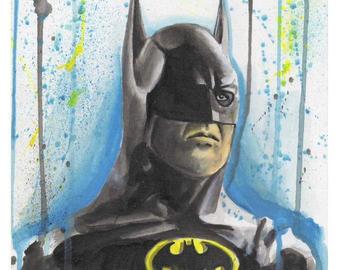 I'm Batman - Art based on the movies - Batman