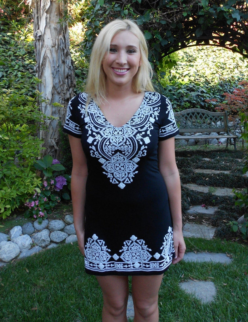 Plus Size Dress, Plus Size Clothing, Plus Size dresses, Tunic Dress,  Western Dress, S, M, L, XL, 2X, 3X