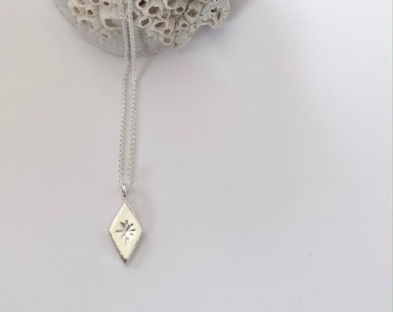 SPARK silver pendant