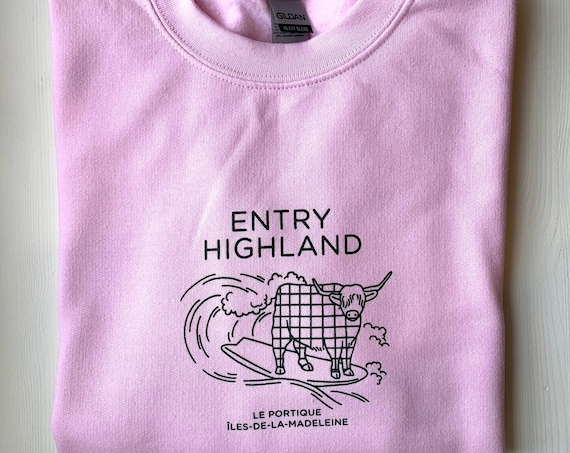 Cotton wushED ENTRY HIGHLAND