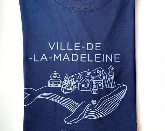 T-shirt VILLE-DE-LA-Madeleine