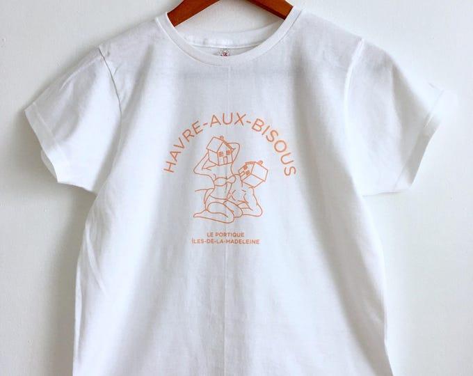 Havre-AUX-BISOUS T-shirt