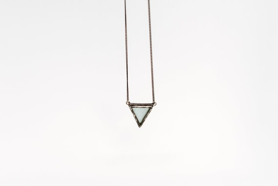 Delicate jade pendant