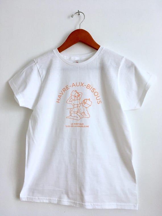 T-shirt HAVRE-AUX-BISOUS