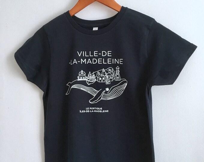 Madeleine city women T-shirt