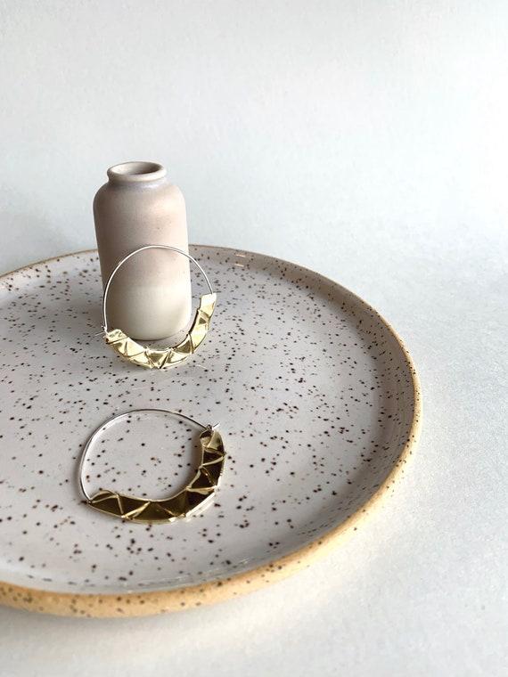 MYLÈNE silver and brass