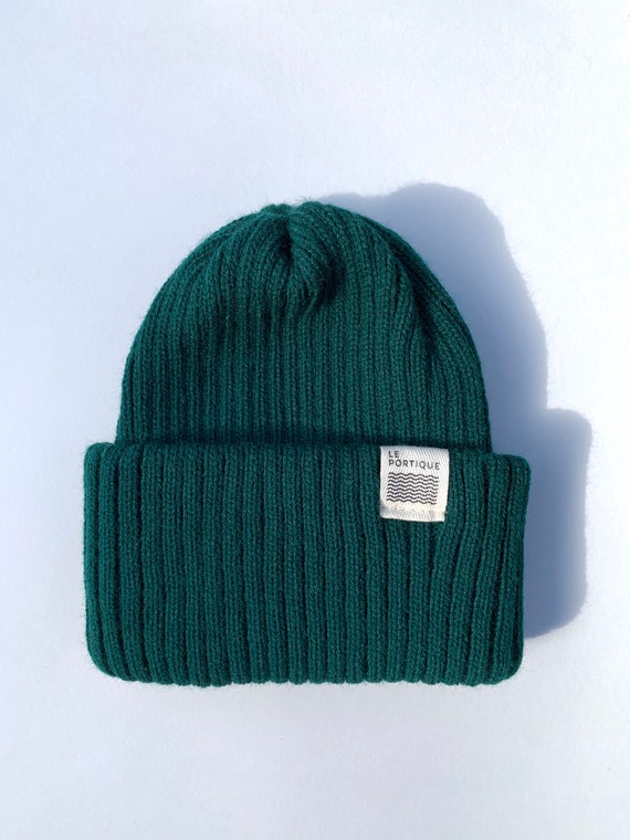 Adult maritime tuque - forest green