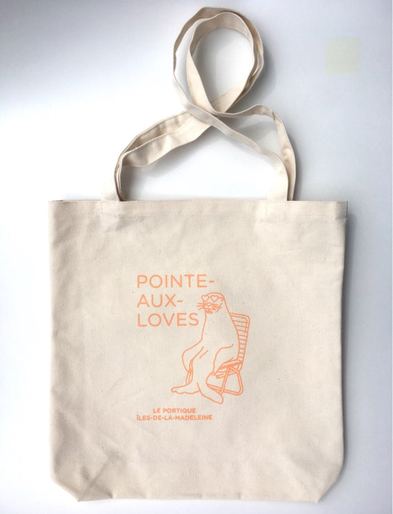 Tote bag POINTE-AUX-LOVES