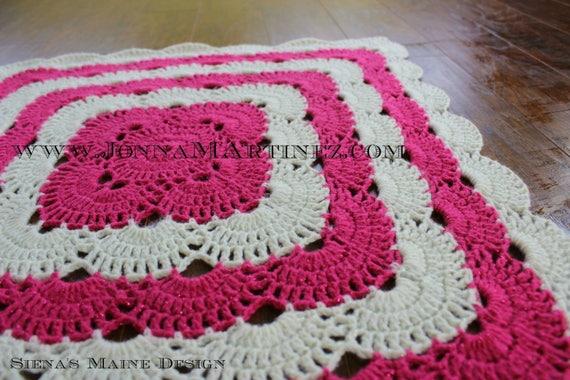 Crochet Virus Blanket Pattern Blanket Pattern Virus Afghan | Etsy