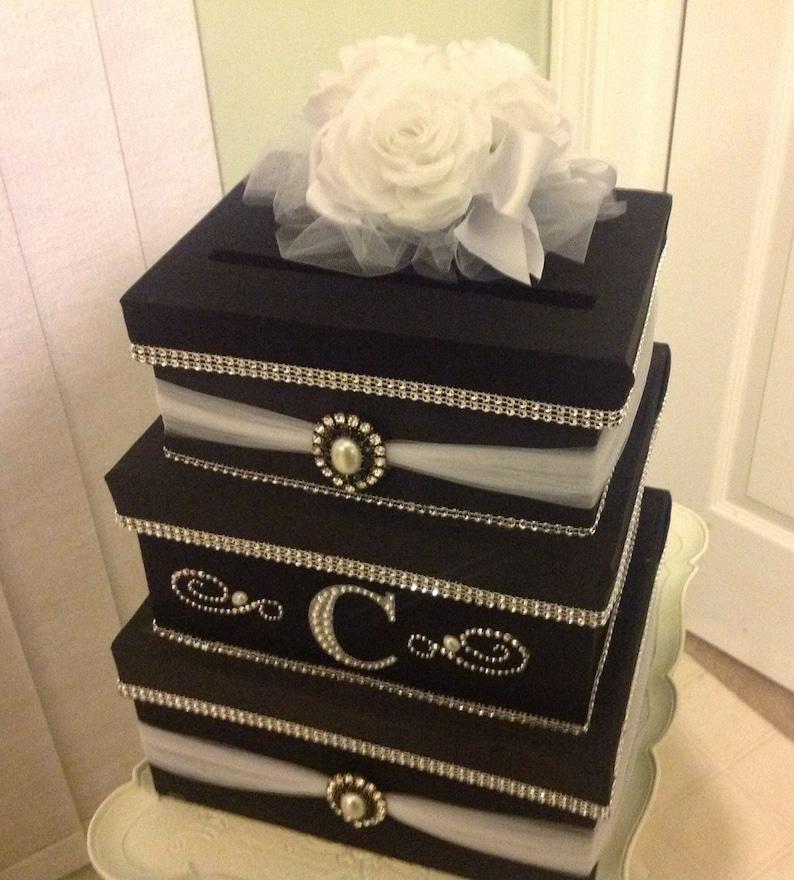 wedding card box  etsy