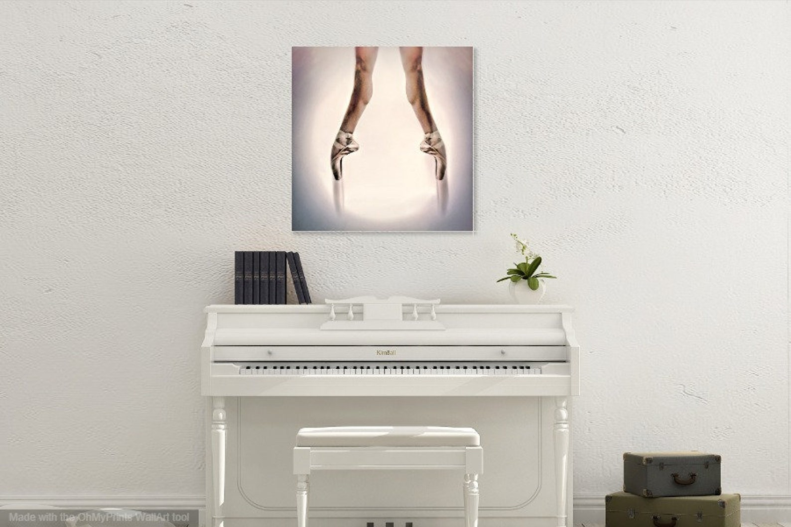 releve-ballet art print-ballerina pointe shoes-ballet-dancer-dance arts-ballet wall art-ballerina decor-free shipping-dancer en
