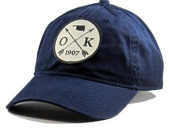 Homeland Tees Oklahoma Arrow Hat - Twill