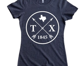 Homeland Tees Texas Arrow Women's T-Shirt