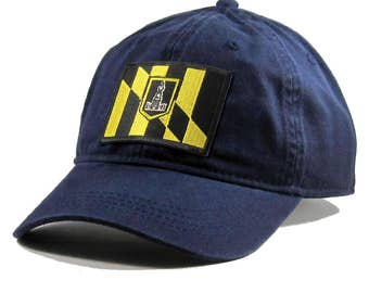 Homeland Tees Baltimore Flag Hat