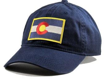 Homeland Tees Colorado Flag Hat