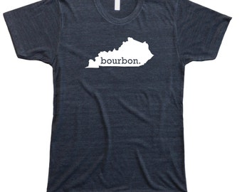 Homeland Tees Men's Original Kentucky Bourbon T-shirt