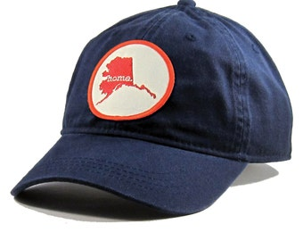 Homeland Tees Alaska Home Hat - Cotton Twill