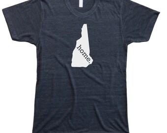 Homeland Tees Men's New Hampshire Home T-Shirt