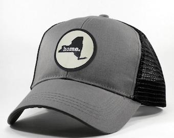 Homeland Tees New York Home State Trucker Hat