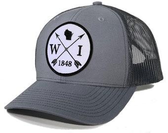 GDSG5/&4 DO Something American Flag Men and Women Baggy Winter Ski Skull Cap
