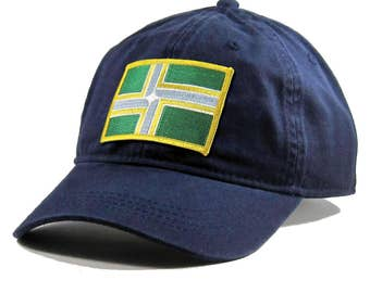 Homeland Tees Portland Flag Hat