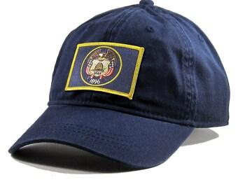 Homeland Tees Utah Flag Hat