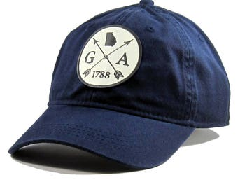 Homeland Tees Georgia Arrow Hat - Twill