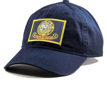 Homeland Tees Idaho Flag Hat