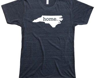 Homeland Tees Men's North Carolina Home T-Shirt