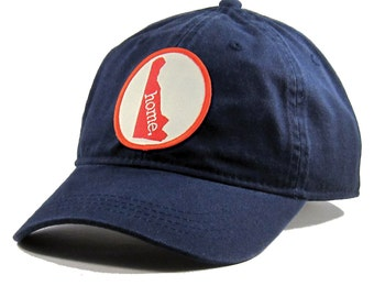 Homeland Tees Delaware Home Hat - Cotton Twill