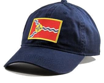 Homeland Tees St Louis Flag Hat