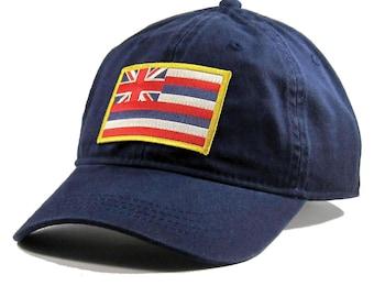 Homeland Tees Hawaii Flag Hat