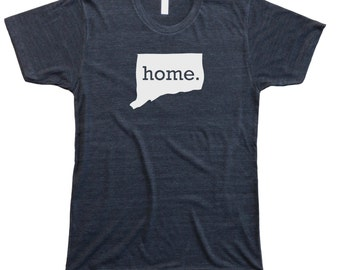 Homeland Tees Men's Connecticut Home T-Shirt
