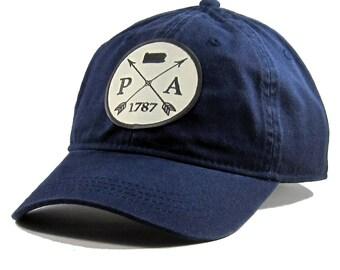 Homeland Tees Pennsylvania Arrow Hat - Twill