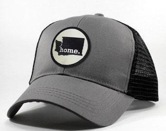 Homeland Tees Washington Home State Trucker Hat