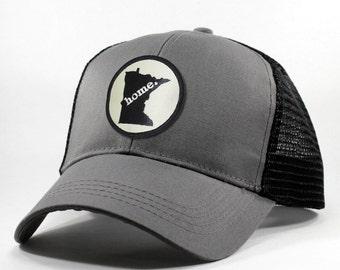 a31daee8baf Homeland Tees Minnesota Home State Trucker Hat
