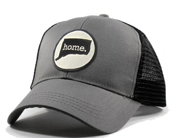 Homeland Tees Connecticut Home State Trucker Hat