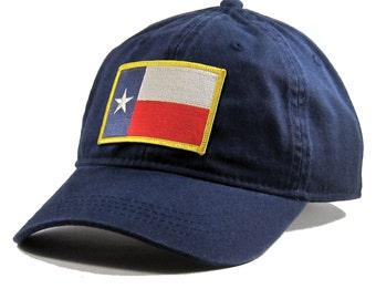 Homeland Tees Texas Flag Hat