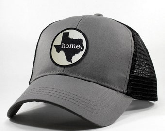Homeland Tees Texas Home State Trucker Hat