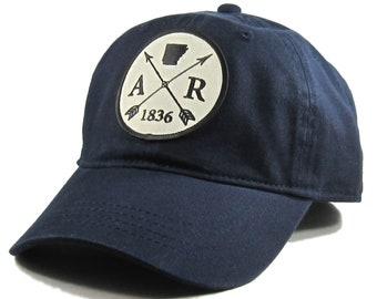 Homeland Tees Arkansas Arrow Hat - Twill