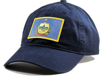 Homeland Tees Vermont Flag Hat