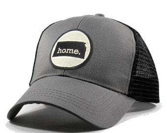 Homeland Tees Kansas Home State Trucker Hat