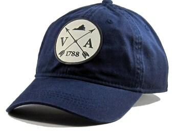 Homeland Tees Virginia Arrow Hat - Twill