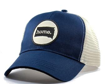 Homeland Tees South Dakota Home State Trucker Hat