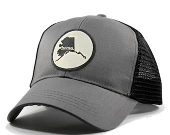 Homeland Tees Alaska Home State Trucker Hat