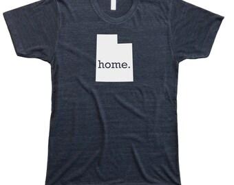 Homeland Tees Men's Utah Home T-Shirt