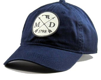 Homeland Tees Maryland Arrow Hat - Twill