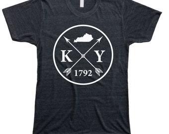 Homeland Tees Men's Kentucky Arrow T-shirt